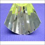 Отражатель параболический «Игла» для лампы Т8 18 Вт из полированного алюминия