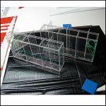 Аквариум - выноска для торговли размерами 600х100х300