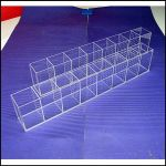 Аквариум - выноска для петушков размерами 800х100х150