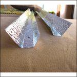 Отражатель трапециевидный для лампы Т8 25 Вт из алюминия