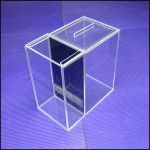 Инкубатор для артемии размерами 250х250х150