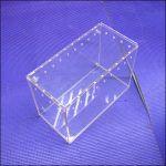 Ловушка - отсадник для рыб размерами 300х200х150