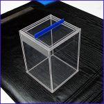 Нано аквариум размерами 200х150х150