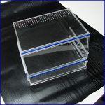 Террариум для паука птицееда размерами 300х240х200