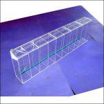 Аквариум - выноска для торговли размерами 1000х120х300