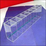 Аквариум - выноска для торговли размерами 1000х300х150