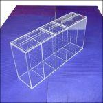 Аквариум - выноска для торговли размерами 600х150х300