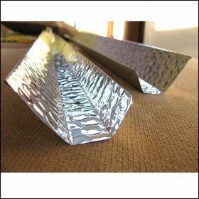 Отражатель трапециевидный для лампы Т8 20 Вт из алюминия