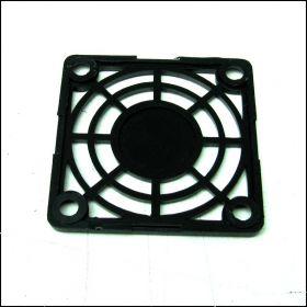 Решётка пластиковая защитная на 50 мм вентилятор