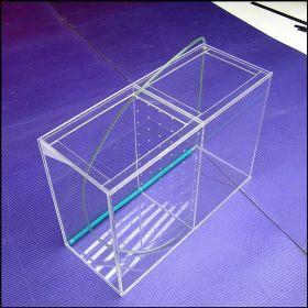 Аквариум - выноска для торговли размерами 440х180х300