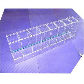Аквариум - выноска для торговли размерами 1050х150х300